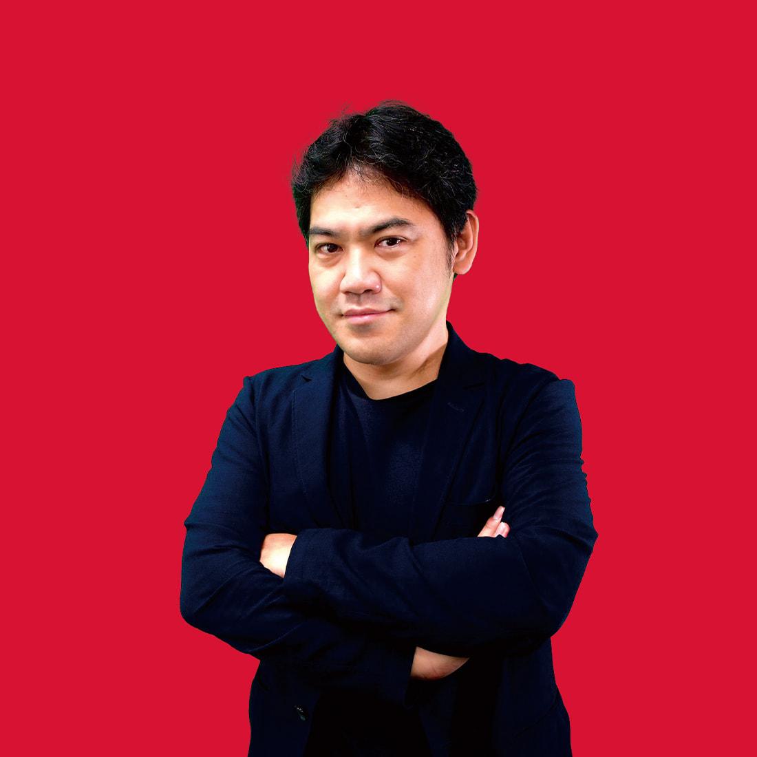 代表取締役CEO 薮本 直樹