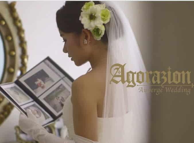 結婚式場アゴラシオン様のWEB動画実績を公開しました