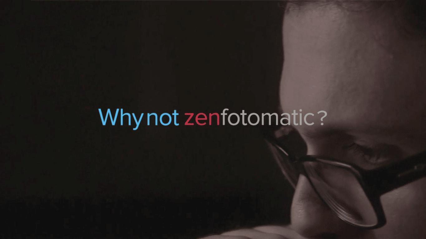 ZenFotomatic様(画像編集サービス)のWEB動画実績を公開しました