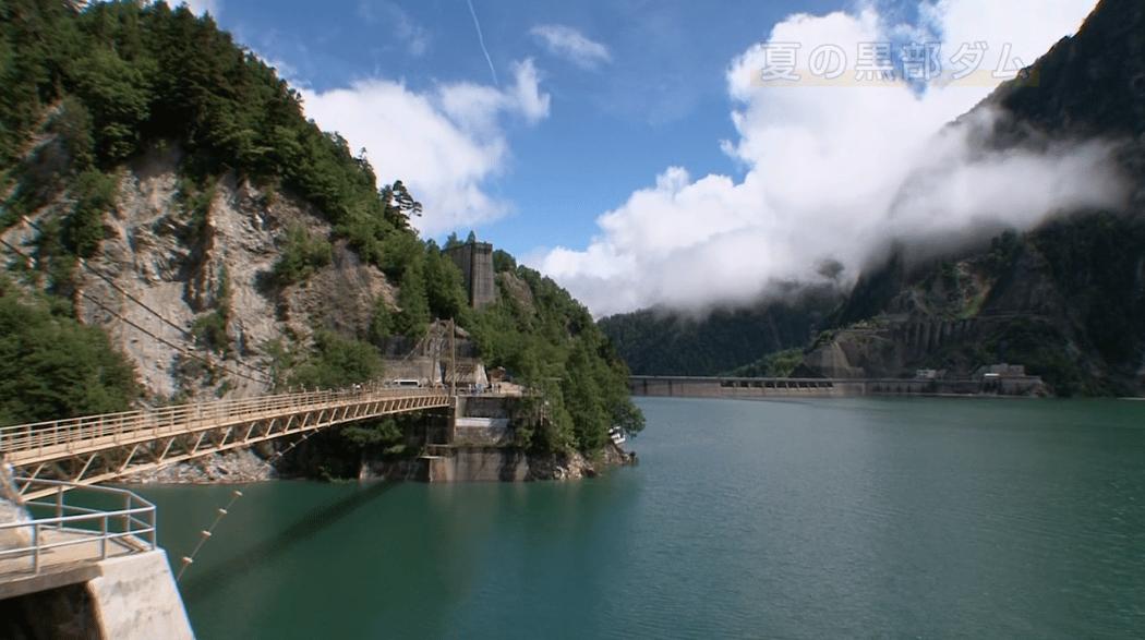 黒部ダム様の観光客向けの映像を制作いたしました。