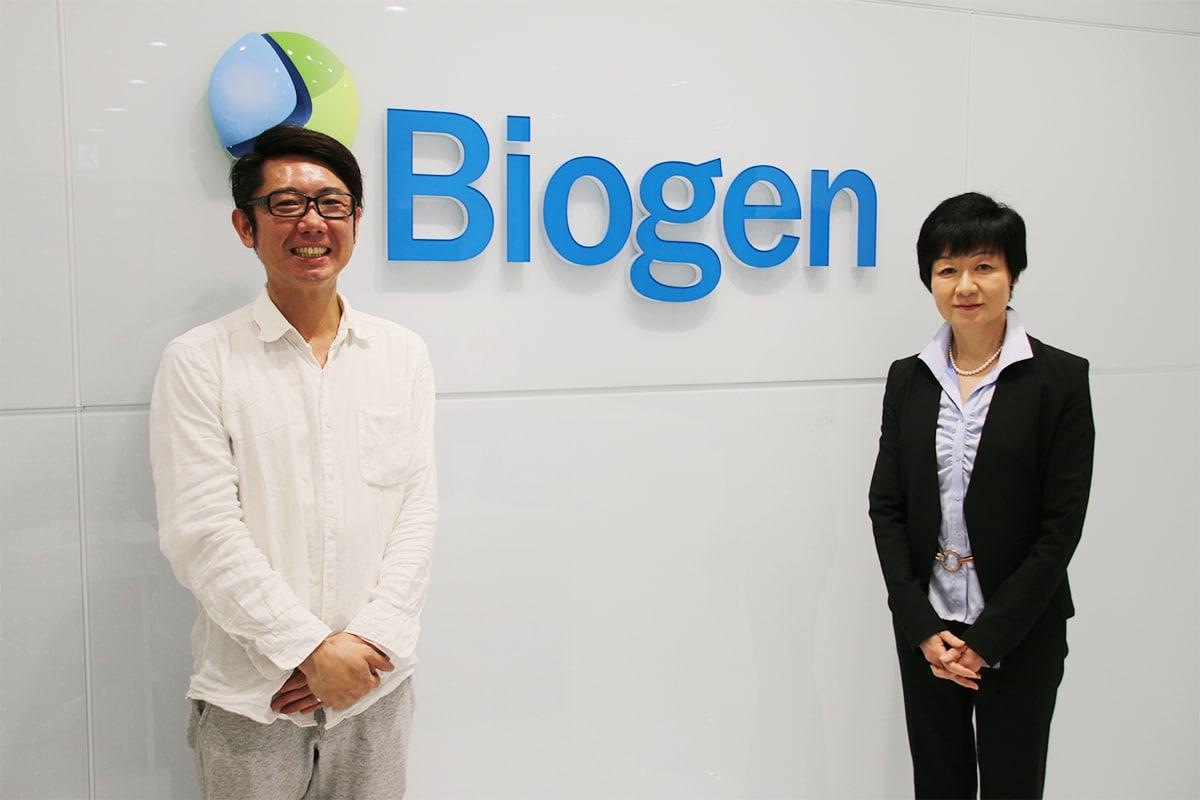 Biogen様動画制作事例