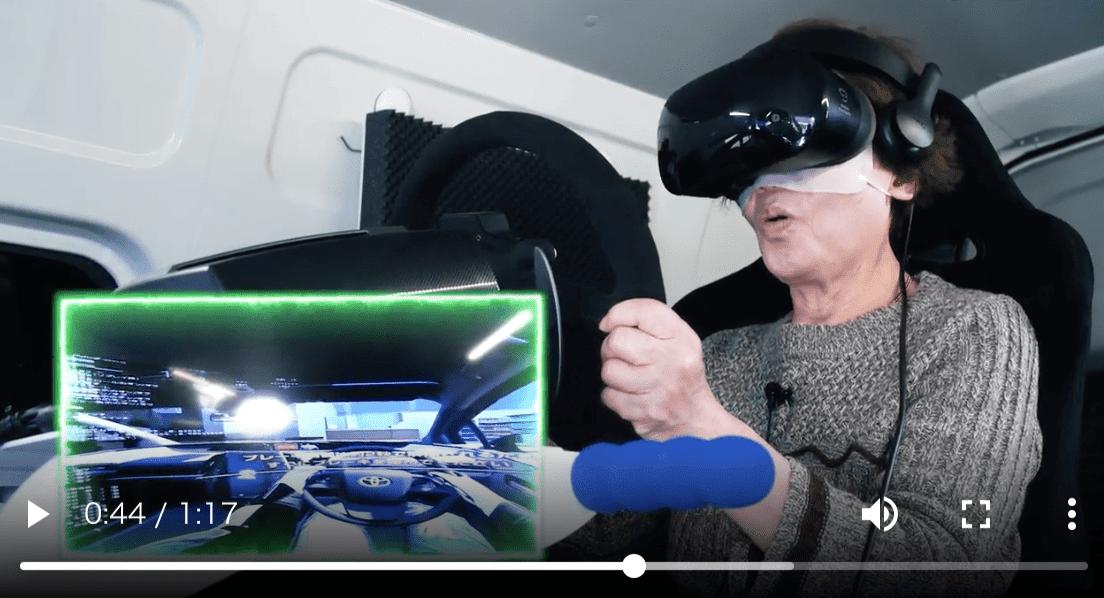トヨペット|VRシミュレーター体験動画