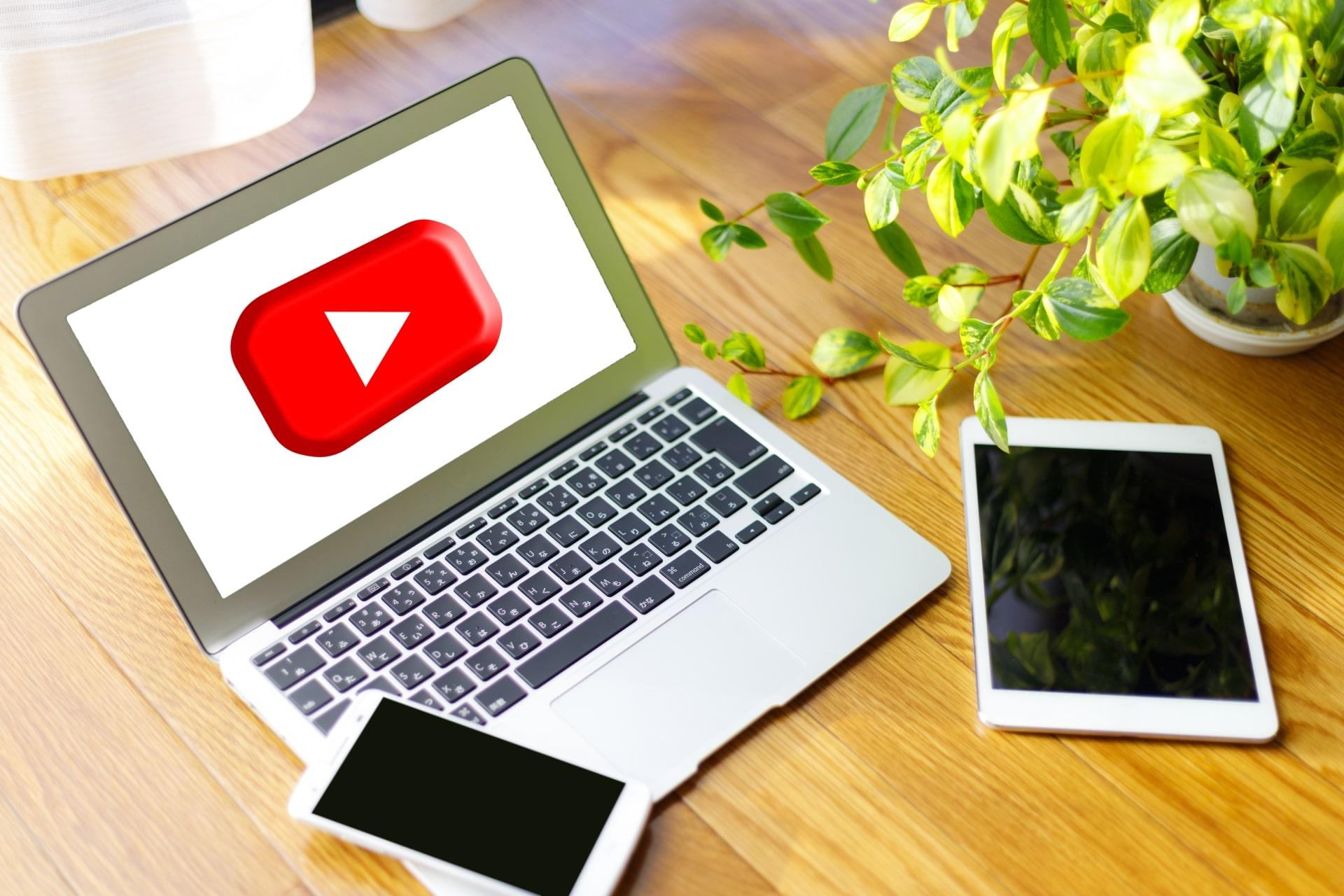 テレビやYouTube等での広告