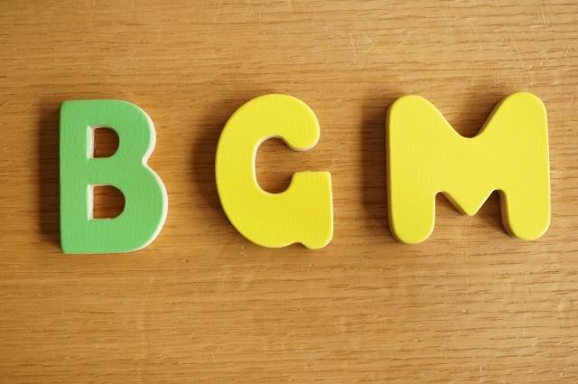 動画編集アプリの選び方②:BGMの豊富さ