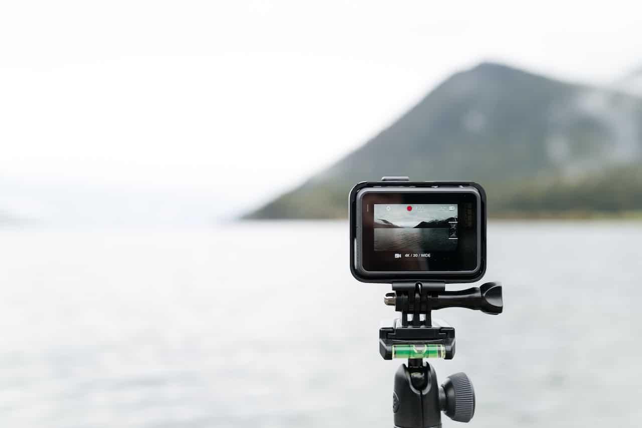 アプリ「GoPro」を使うことで、楽しい思い出をしっかりと残せる