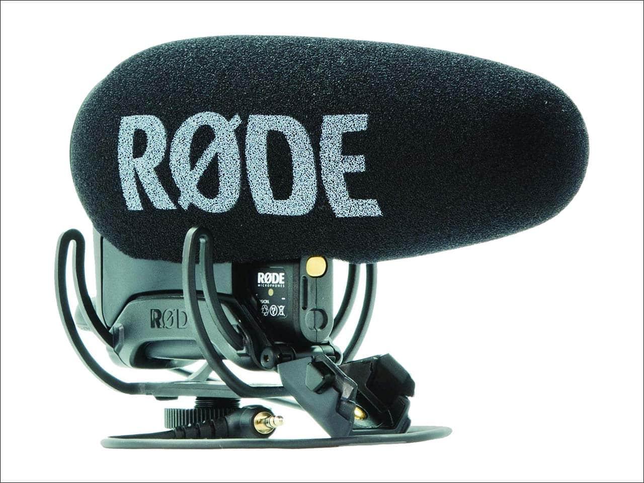 RODE ロード VideoMic Pro+(ガンマイク)