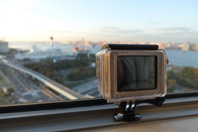 GoProの身軽さを活かせる撮影が楽しい