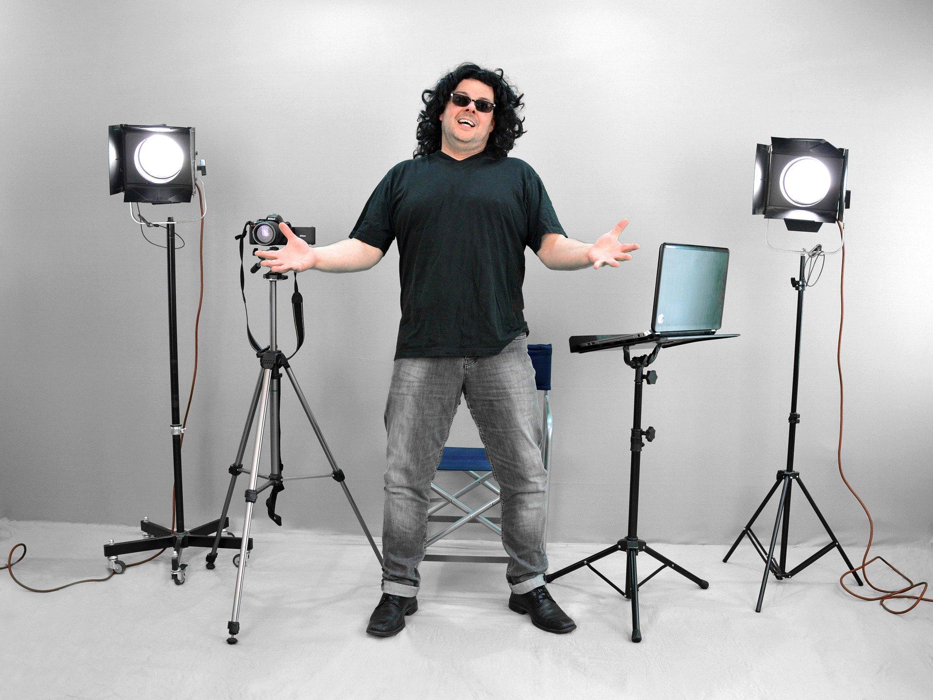動画撮影にはライト・照明があるとクオリティアップ!オススメも紹介