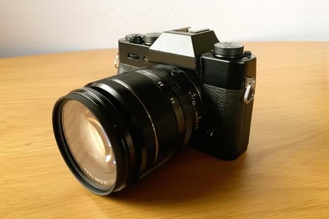 動画撮影必須の機材「カメラ」