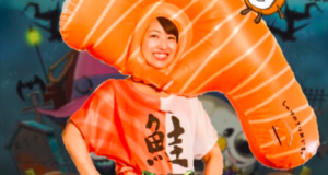 【17 HALLOWEEN PARTY 2019】に鮭山未菜美が出場決定!
