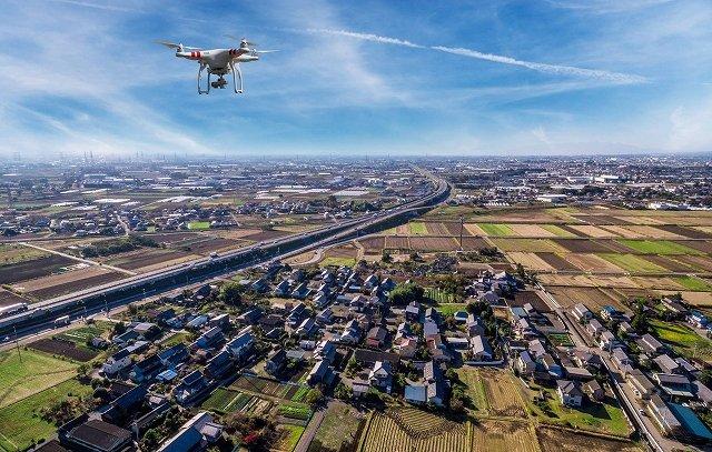 ドローンでの撮影|空撮時の注意点とおすすめ機種3選