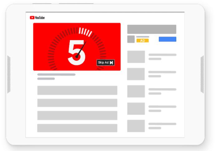 Youtube動画広告の種類①:インストリーム広告