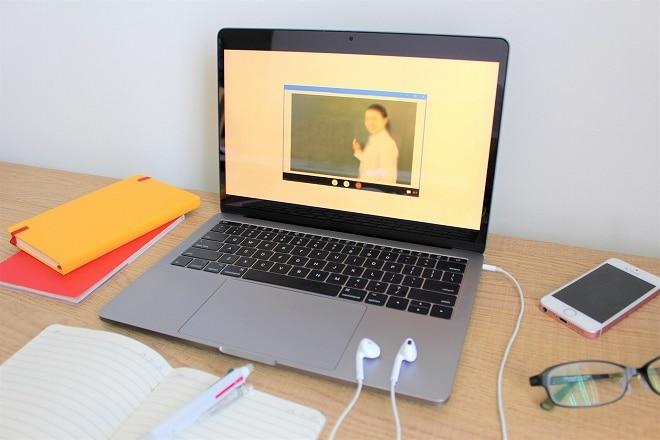 ウェビナーを録画できない配信ツールの場合はパソコン画面を録画する必要がある