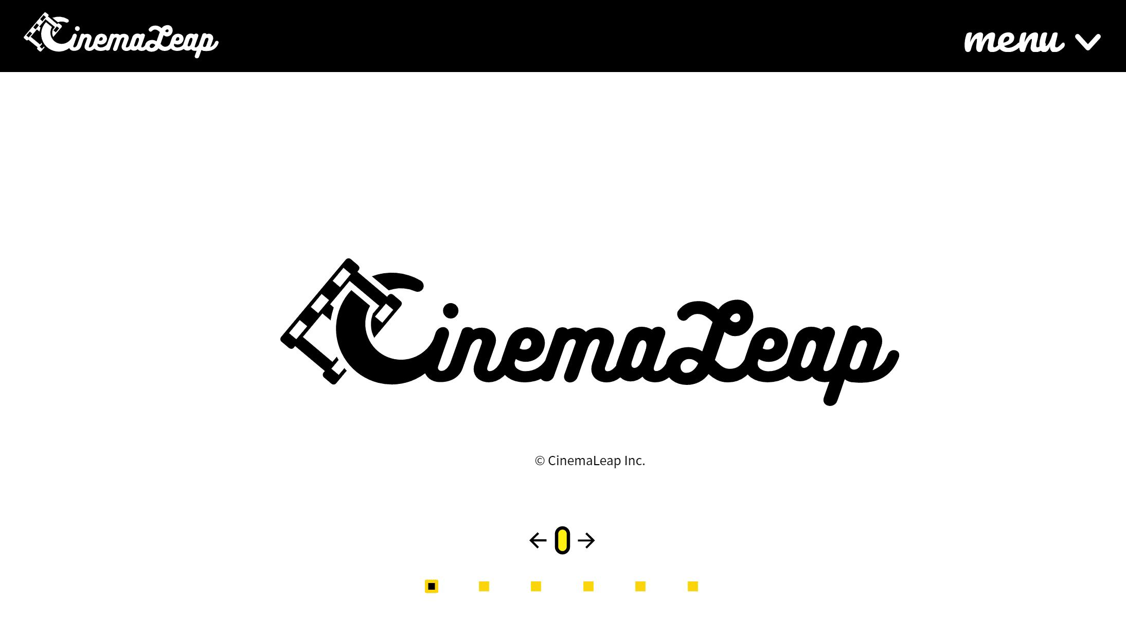 縦型動画の作成におすすめの会社①:Cinema Leap