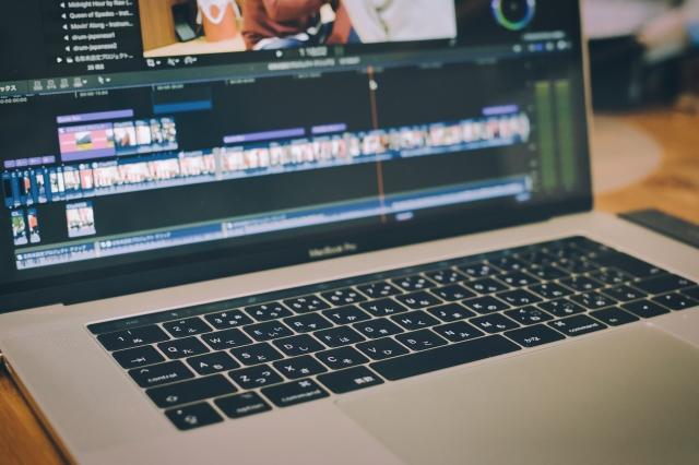 テンプレートを使って動画編集をする方法は2つ