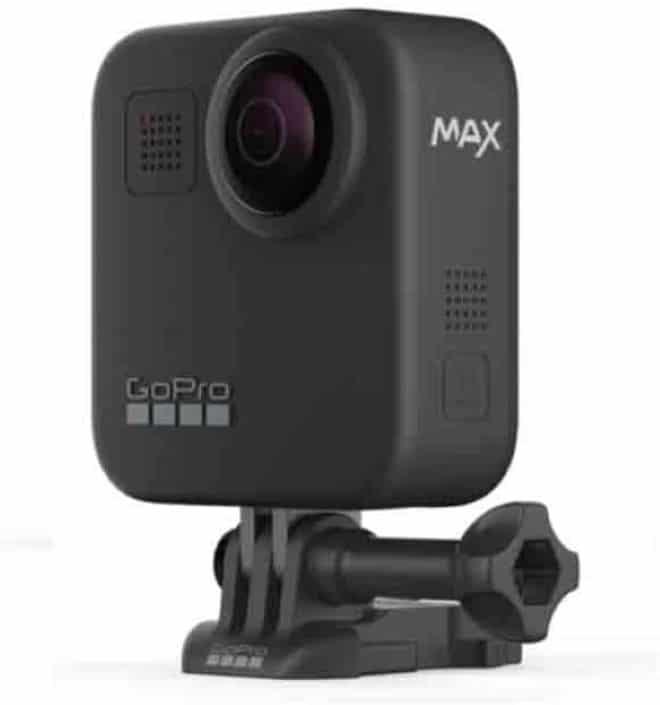 360度動画が撮れるカメラ③GoPro MAX