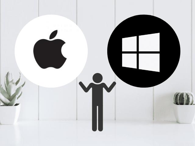 動画編集のパソコンはMac?Windows?どちらがよいかを解説