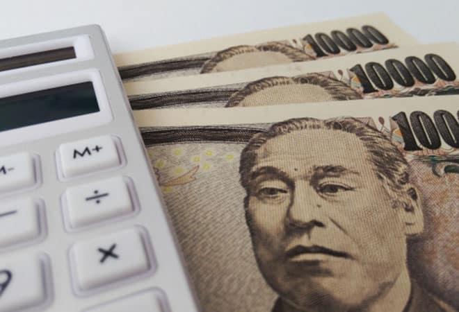 登録者数と収入の関係